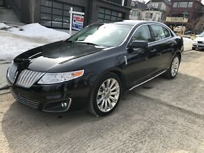 2009 AWD LINCOLN MKS SEDAN Original Owner, NO GST, fully loaded