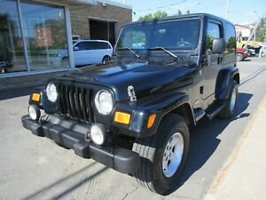 2005 Jeep TJ Sport Rocky Mountain