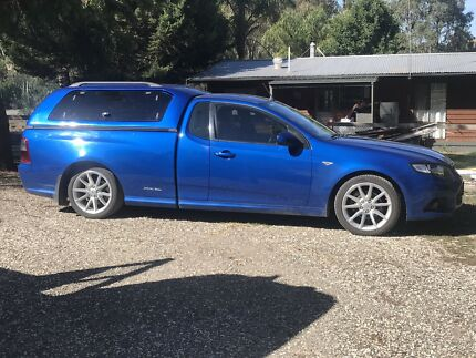 2013 Ford Falcon xr6 FG super cab 4.0ltr, $20,000