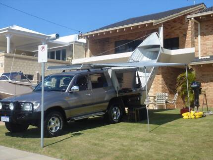 TOYOTA LANDCRUISER 100 SERIES GXL DUEL CAB UTE. LPG - UNLEADED North Beach Stirling Area Preview