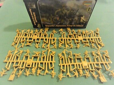 1/72 Strelets M128 Imperial Japanese Army In Attack WWII