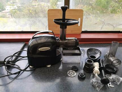 Cold Pressed Juicer  Multi Purpose Juicer & Mincer-good Condition