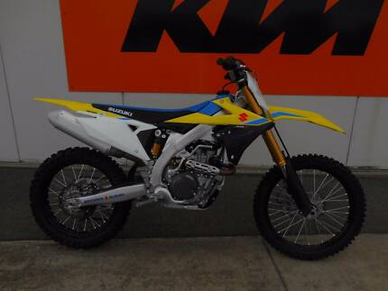 SUZUKI RMZ-450 Ex DEMO 2018 MODEL