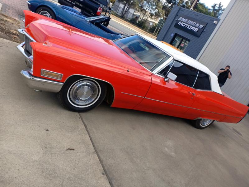 1968 Cadillac Coup Deville   Cars, Vans & Utes   Gumtree Australia