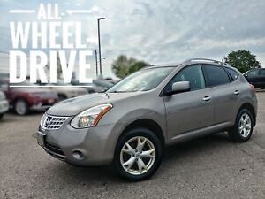 2010 Nissan Rogue SL Heated Seats  FREE Delivery