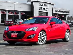 2013 Hyundai Genesis ONE OWNER...LOCAL TRADE..2.0 TURBO COUPE