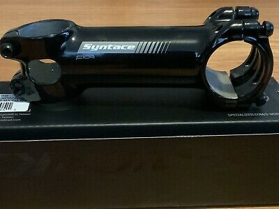 "Syntace F 109 MTB Vorbau 1 1//8/"" A-HEAD Ø 31,8mm 90mm lang 17° schwarz neu"