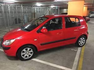 2010 Hyundai Getz Hatchback Abbotsford Yarra Area Preview