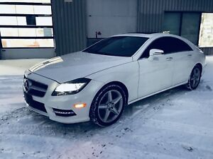 Mercedes CLS 550 For Sale