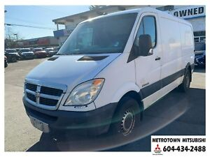 2007 Dodge Sprinter 2500 Base; Local BC vehicle! 144 inch WB