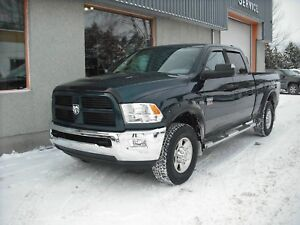 RAM 2500 Cabine multiplaces 4RM Outdoorsman 2011