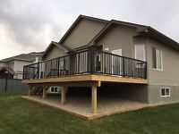 Basement Developments, Decks, Stairs, General Carpentry...