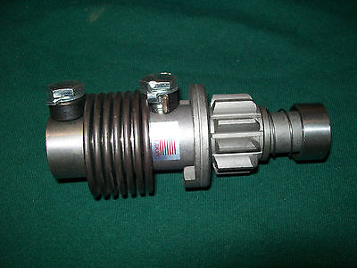 Allis Chalmers Wc Wd Original Bendix Style Spring Starter Drive 10 Tooth Ccw