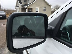 2009-2018 Ram power heated mirrors
