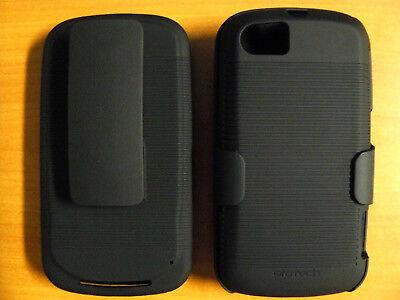 Motorola XT603 Admiral XT605 Master Case and Belt Clip Holster Combo (Lot of 2) comprar usado  Enviando para Brazil