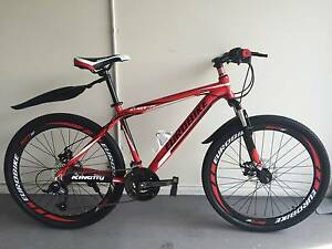2016 Eurobike X1 GTR MTB Bike Red Color, 27 Speed, Disc Dingley Village Kingston Area Preview