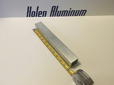 1-34 X 1-34 X 18 X 12 Length Aluminum Square Tube