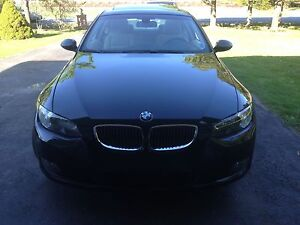 2008 BMW 328Xi Coupe AWD 6 Speed Navigation