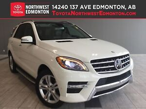 2013 Mercedes-Benz M-Class ML350 | BlueTEC | Wood Grain | Leathe