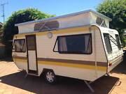 Viscount Aero Lite Caravan Jamestown Northern Areas Preview