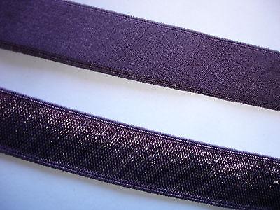 10m elastisches Band 0,30€/m lila  M3