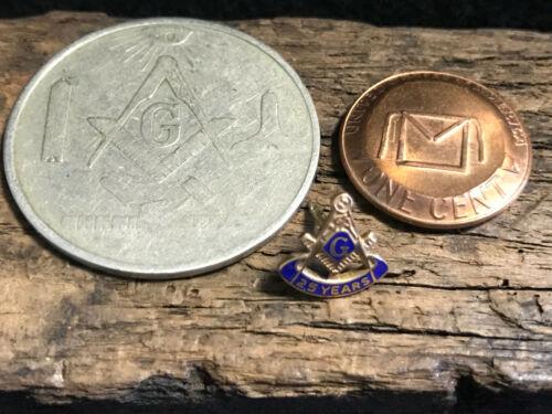 Vtg Masonic Token Coin & Pin Lapel