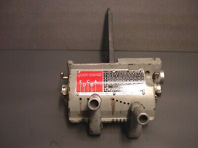 12 Craftsman Commercial Metal Lathe Quick Change Gear Box