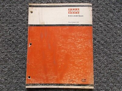 Case 780b Crawler Loader Backhoe Tractor Factory Parts Catalog Manual B1405
