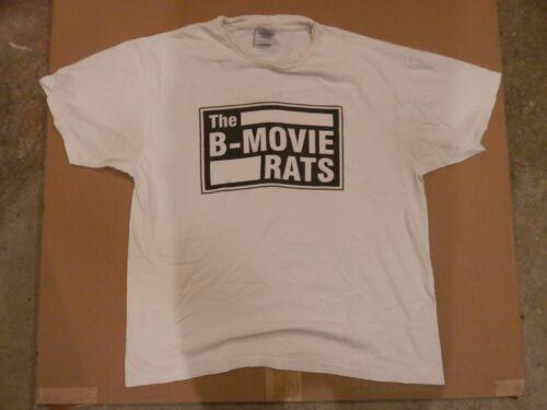 VINTAGE B MOVIE RATS ORIGINAL PUNK T SHIRT XL CANDY SNATCHERS LAZY COWGIRLS