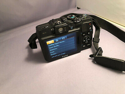 Used Canon Powershot G16 Digital Compact Camera & battery - No Charger .