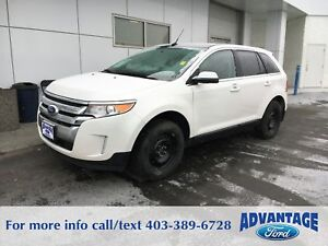 2013 Ford Edge Limited Accident Free - AWD