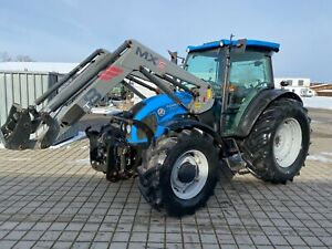 Landini POWERFARM 110 BJ.2011  STD1.907 FRONTLADER