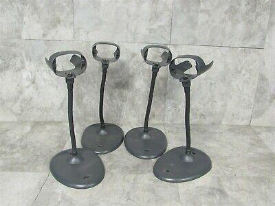 4 X Honeywell Weighted Base Flex Neck Stand Xenon 1900 Scanner Stnd-22f00-001-4