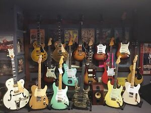 CLASSIC GUITARS AND AMPS WE REPAIR ALL GUITARS Hobart CBD Hobart City Preview