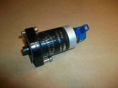 Clippard Minimatic 4 Way Electronic Valve R482