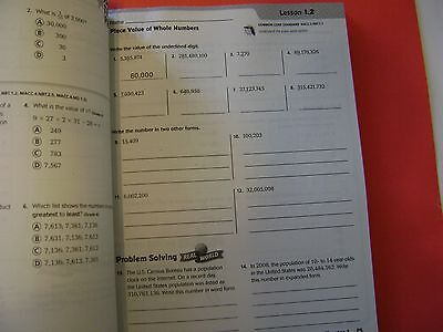 Go Math! Florida Student Edition & Practice Book Grade 5 ...