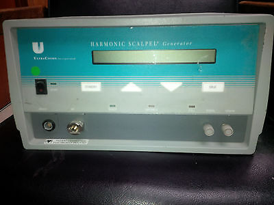 Ultrasonic Ethicon Harmonic Scalpel Generator Model G110 Miami
