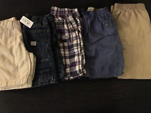 Boy shorts size 5