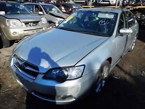 Subaru Liberty 06 H6 Auto Sedan Wrecking at General Jap Spares Cabramatta Fairfield Area Preview