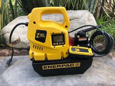 Enerpac Zu4408kb Electric Hydraulic Pump
