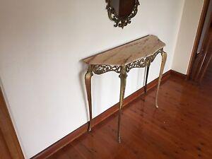 Old vintage marble mantle piece Sans Souci Rockdale Area Preview