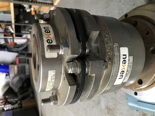 """Nexen pneumatic single position clutch/coupling 1.5"""" bore"""
