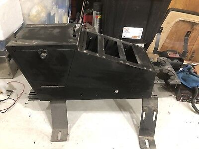 (Jotto Police Center Console For Crown Victoria Or Other Vehicles)