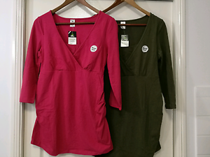 Size 12, New with tags - 2x breastfeeding tops Pomona Noosa Area Preview