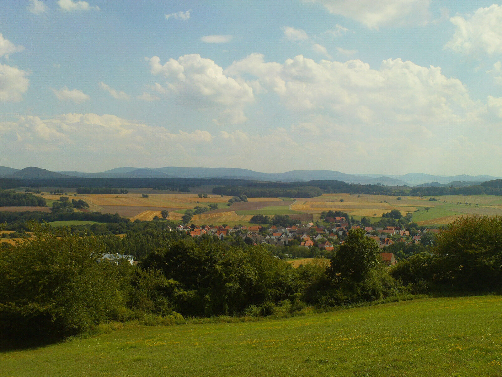 Haus in der Mitte von Deutschland, Wochenendhaus, Ferienhaus, Dauerwohnsitz