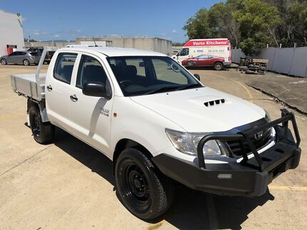 2013 HILUX SR 4X4 DUAL CAB TURBO DIESEL. FINANCE AVAILABLE