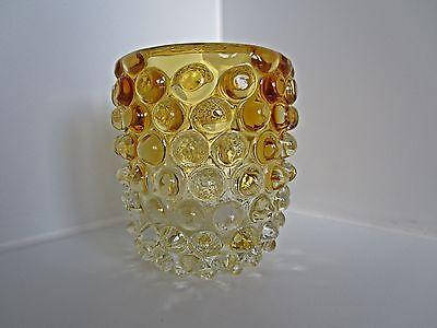 "Nuppenvase  Vase ""Lenti""  Murano  Barovier & Toso  60er Jahre"