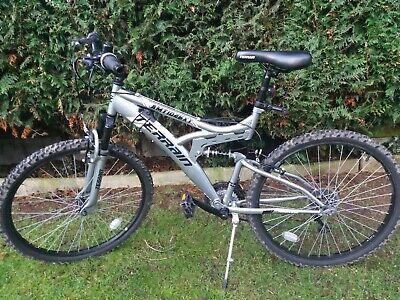 Terrain MTB1026 Mountain Bike - 26inch Wheels 21 Gears