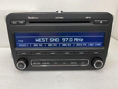 VW Transporter T5 DEH-3900BT car radio USB CD MP3 AUX In Bluetooth package