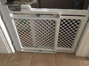 Safety First safety gate